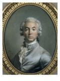 Autoportrait Giclee Print by Joseph Boze