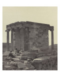 Temple de la Victoire, Acropole d&#39;Ath&#232;nes Giclee Print by James Robertson