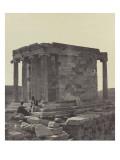 Temple de la Victoire, Acropole d'Athènes Giclee Print by James Robertson