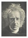 Sir John Herschel Lámina giclée por Julia Margaret Cameron