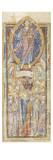 L'Ascension, feuillet de lectionnaire Giclee Print