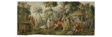 Tapestry (Part of the Second after China): the Tea Giclee Print