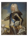 Stanislas Leszczynski (1677-1766) Giclée-Druck von Jean Baptiste Van Loo