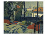 Nature morte:l'atelier de l'artiste Giclee Print by Paul Serusier