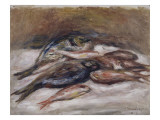 Nature morte aux poissons Giclee Print by Auguste Renoir