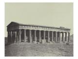 Temple de Thésée Giclee Print by James Robertson