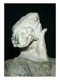 La main de dieu ou la création. Le couple Giclée-tryk af Auguste Rodin