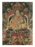 Le cinquième Dalaï lama (1617-1682) Giclee Print