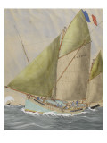 The Dundee: Yvonne Samuel, Port of Sables D'Olonne Giclee Print