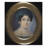 Miniature : Portait de femme Giclee Print