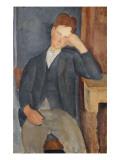 Le jeune apprenti Giclee Print by Amedeo Modigliani
