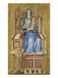La Vierge aux églantines Reproduction procédé giclée