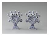 Deux bouquetières Giclee Print