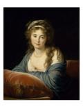 La comtesse Catherine Vassilievna Skavronskaia (1761-1829) Giclée-Druck von Brun Elisabeth Louise Vigée-Le