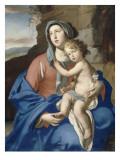 La Vierge 'Enfant Lámina giclée por Massimo Stanzione