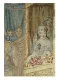 The Coronation of Louis Xiv at Reims, July 7, 1654 Giclee Print