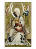 La Vierge à l'écritoire Reproduction procédé giclée