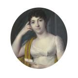 Miniature : mademoiselle George Giclee Print