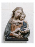 La Vierge et l&#39;Enfant Giclee Print by Lorenzo Ghiberti