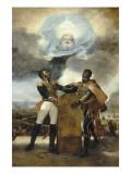 Le Serment des Ancêtres Giclee Print by Guillaume Guillon Lethière
