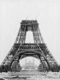 La Tour jusqu'à la 2e plate-forme Giclee Print by Louis-Emile Durandelle