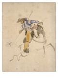Le Picador Impression giclée par Eugene Delacroix