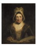 La vieille gouvernante Giclee Print by Richard Parkes Bonington