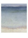 Les îles d'Or, îles d'Hyères (Var) Impression giclée par Henri Edmond Cross