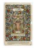 The Robe of Our Lord Jesus Christ (Holy Robe Trier) Giclee Print