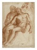 Deux études pour un Christ mort Giclee Print by Matteo Rosselli