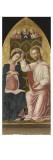 Le couronnement de la Vierge Giclée-Druck von Antonio Vivarini