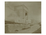 Travel in Tunisia: Entrance of the Mosque of Kairouan Giclee Print by Henri Jacques Edouard Evenepoel
