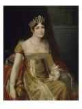 L'impératrice Joséphine. Giclée-Druck von Jean Louis Victor Viger du Vigneau