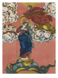 The Immaculate Conception of the Glorious Virgin Mary Giclee Print