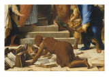 La Prédication de saint Paul à Ephèse Reproduction procédé giclée par Eustache Le Sueur