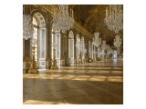 The Hall of Mirrors (State after Restoration in 2007) Giclee Print
