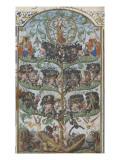L'arbre des batailles par Honoré Bonnet Giclee Print