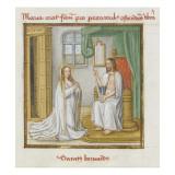 Le Miroir de l'humaine salvation Giclee Print