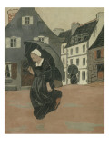 L'averse Giclee Print by Paul Serusier