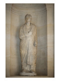 Togata (Man in a Toga) - Male Draped - Senator Roman Reproduction procédé giclée