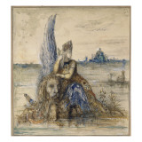 Venise Giclee Print by Gustave Moreau