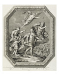 War Against Spain for the Rights of the Queen in 1667 Giclee Print by Charles Le Brun