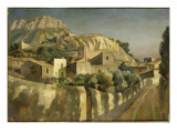 Vue de Cassis Giclee Print by Roger Eliot Fry