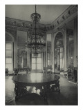 View of Hall of Mirrors at the Grand Trianon, 1900 Giclee Print by Armand Guérinet