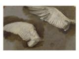 Deux ailes Giclée-Druck von Nicolas Vleughels