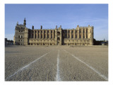View of the Castle of Saint-Germain-En-Laye, Facade Giclee Print