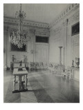 View of the Chapel Lounge at the Grand Trianon, 1900 Giclee Print by Armand Guérinet