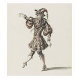Tome III (1696 DR à 1761DR) : Costumes de fêtes et de mascarades. Théâtre de Louis XIV ; Héros Giclee Print by Jean I Berain