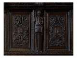 Wardrobe with Two Bodies from the Abbey of Clairvaux Giclee Print