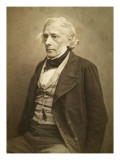 Victor Cousin (1792-1867), Philosopher and Politician Giclee Print by Paul Nadar